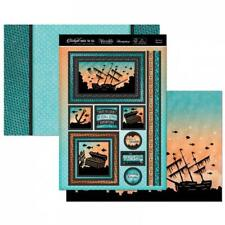 Twilight Under The Sea Card Making Kit Paper Crafting Hunkydory Tsea908 New