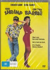 THE SHRIMP ON THE BARBIE - CHEECH MARIN - NEW & SEALED DVD - FREE LOCAL POST