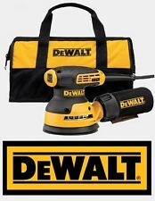 Dewalt DWE6423K Variable Speed Orbital Sander - New