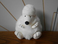 I AM PUFFBALL POLAR BEAR small beanie soft toy JELLYCAT Jelly Cat J112
