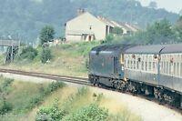 British Rail WElsh Warrior Railtour 1979 Rail Photo