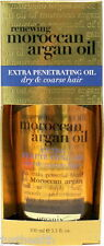 Organix Penetrating Moroccan Argan Oil Extra Strength Dry Course Hair 100ml