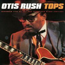 Otis Rush/Tops-Vinyle LP 180 g, audiophil
