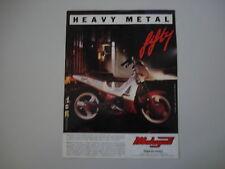 advertising Pubblicità 1991 MALAGUTI FIFTY TOP
