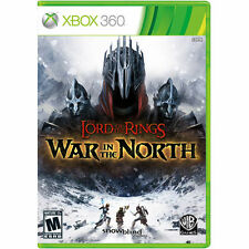 Lord of the Rings: War in the North (Microsoft Xbox 360, 2011)  COMPLETE  TESTED