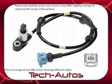 NEW CITROEN AND PEUGEOT REAR ABS / WHEEL SPEED SENSOR 454558 4545.58 ML2138