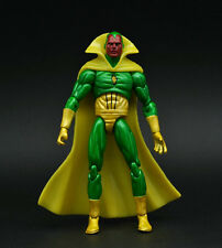 "Marvel Universe Avengers Vision Series 2 3 3/4"" 3.75"" Loose Auction Figure ZX459"