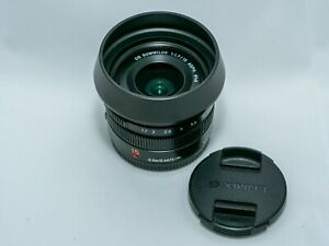 Panasonic 15mm F1.7 ASPH. Leica DG Summilux Lens for Micro Four Thirds