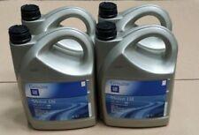Genuine GM Vauxhall 5w30 Dexos 2 Long life oil. 20 Ltrs 20L