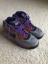 d635944ac8c0 Nike x Transformers StarScream Air Max 90 Premium Boots Mens Shoes Size 8.5