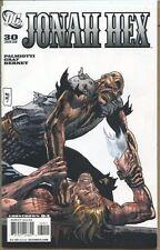 Jonah Hex 2005 series # 30 near mint comic book