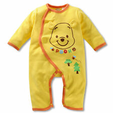 Newborn Baby Boy Animal Bodysuit Outfit Costume Romper Cotton Clothes 6-9M 1