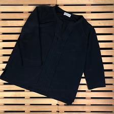 Womens Top Blouse Shirt Estee Lauder Size L