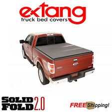Extang Solid Fold 2.0 Folding Tonneau Cover Fits 99-16 Silverado 2500 6.5' Bed