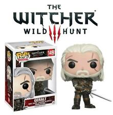 The Witcher 3 III Wild Hunt Geralt Pop! Vinyl Figure #149 Funko Video Game