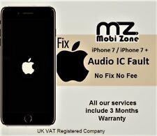 iPhone 7 / 7 Plus Audio IC - Audio Problem Repair Service