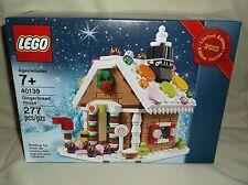 Sealed Lego 40139 Winter Village Gingerbread House Seasonal Lego Shop Exclusive!