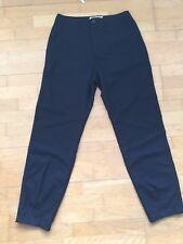 Universal Works Fatigue Pantalon laine/Mélangé Bleu Marine W 32 FRENCH FOLK Oi Polloi travailleurs