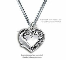 Dolphin Heart Love Necklace - Dolphins Jewelry Ocean Sea Gift - Free Ship #C24