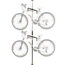Double Bicycle Storage Garage Hanger Bike Storage Rack