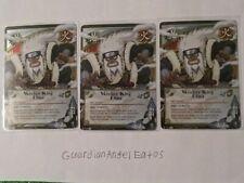 Naruto TCG/CCG - x1 foil Monkey King Enma [King of Beasts] - near mint