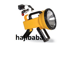 5 Million Rechargeable Halogen Work Light Torch Candle Power Spotlight Lamp