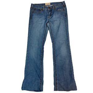 Fragile Blue Jeans Bootcut Women's Size 11 Medium Wash Jeans