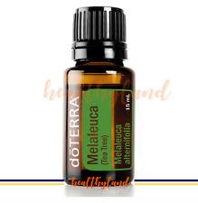 NEW doTERRA Tea Tree Melaleuca 15ml Therapeutic Grade Essential Oil Aromatherapy