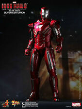 HOTTOYS FROM THE MOVIE IRON MAN 3 SILVER CENTURION 12 INCH FIGURE