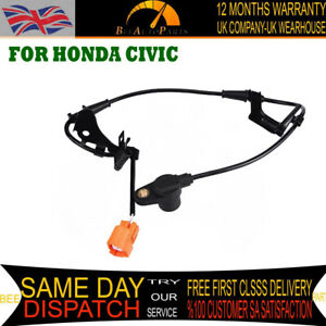 FRONT RIGHT ABS SPEED SENSOR for HONDA CIVIC EP3 TYPE  (2000-2005)