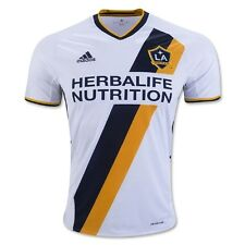 MLS LA Galaxy Boys Replica Short Sleeve Team Jersey, White