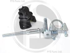 Peugeot 207 06-13, 10 socio en 1.6HDI Central De Escape Colgador MONTAJE, Kit De Reparación