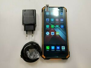 Doogee S88 Pro 128GB Unknown Carrier Check IMEI Great Condition - RJ3030