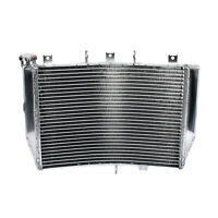 06 07 Ninja ZX10R Radiator Kawasaki Super Cooling Aluminum Engine Water Cooler