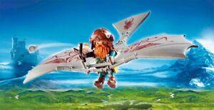 Playmobil 9342 - Dwarf Flyer - Knights New