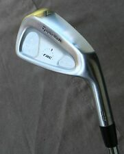 """TaylorMade RAC cb Forged 7 Iron Gold X100 Steel Shaft +1"""" Long"""