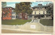 B2090 Mercy Hospital Johnstown 1911 USA  front/back scan