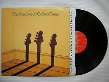 The Shadows - 20 Golden Greats, EMI EMTV3 Ex Condition Vinyl LP, Kon-Tiki