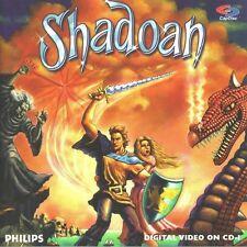 PHILIPS CDI KINGDOM II SHADOAN GAME SPIEL JEU CD-I GAME MAGNAVOX