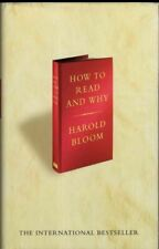 How to Read and Why : Prof. Harold Bloom