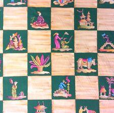 CLA505 Clarence House Les Contes Asian Kazumi Cotton Italy Home Decor Fabric