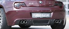 BMW Genuine Rieger Brand OEM E85 E86 Z4 2003-2005 Rear Apron Spoiler Brand New