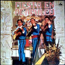 LOS MUCHACHOS - Fiesta En Acapulco - SPAIN LP Dim 1970 - La Cucaracha, Adelita
