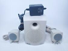 Boston Acoustics Digital BA635 Powered Speaker System MagnaGuard 12V Vintage VG