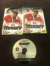 Sony Playstation 2 Game - EA Sports Rugby. PS2 FREE P+P