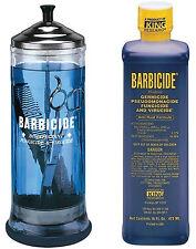Barbicide désinfectant Pot,Solution 473ml Pour Salon Spas Médicale Athlète