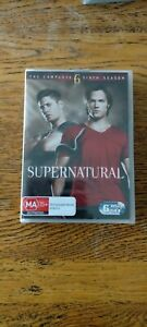 Supernatural : Season 6 (DVD, 2010, 6-Disc Set) NEW AND SEALED