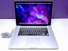 """MacBook Pro 15"""" Pre-Retina 2012/2013  Core i7 2.3Ghz CPU/ 16GB / 1TB SSD Hybrid"""