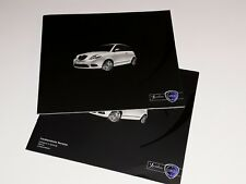 Lancia Ypsilon prospekt/brochure/folder 2008