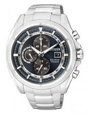 Citizen CA0550-52L Mens Eco-Drive Titanium Watch WR100m Chronograph RRP $799.00